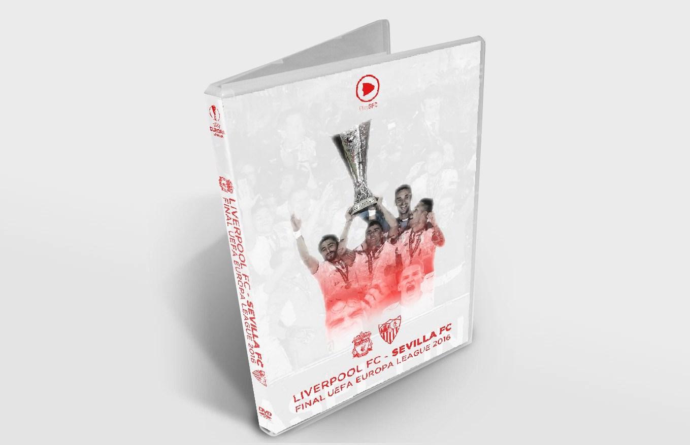 Descarga el DVD Especial Final UEFA Europa League 2016 elaborado por PlaySFC