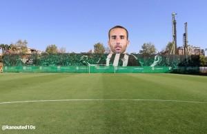 Lona gol Sur Betis