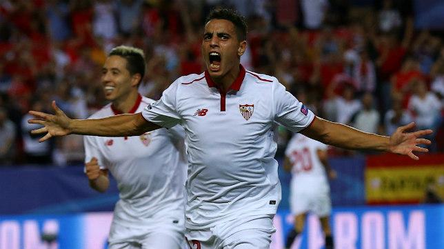 El delantero que busca el Sevilla no choca con Ben Yedder