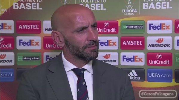 """Monchi: """"Me voy muy enfadado y triste pero con la sensación de que el equipo sabe lo que quiere"""""""