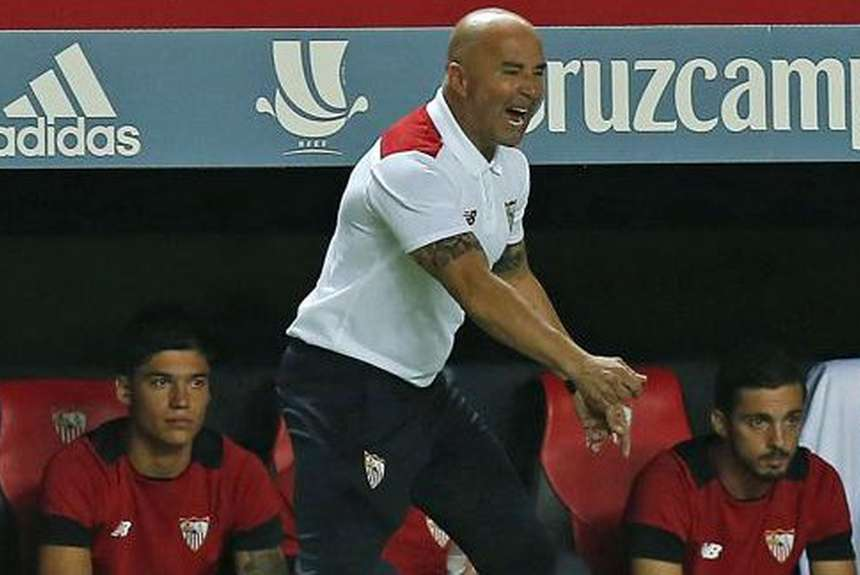 Jorge Sampaoli buscará más intensidad en su ataque