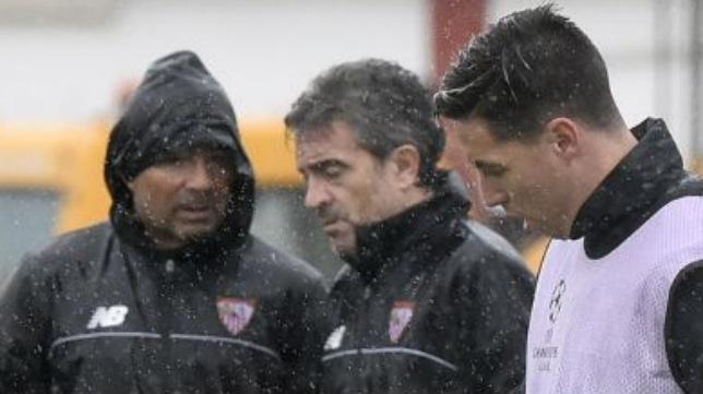 Sampaoli propuso al Sevilla que Lillo dirigiera el partido contra Osasuna