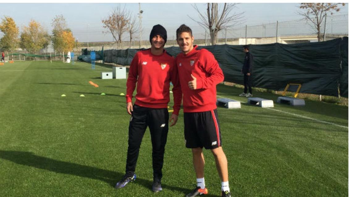 Jovetic y Lenglet, en la lista para medirse al Madrid