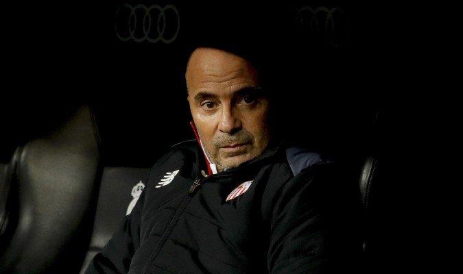 Sampaoli prefiere entrenar al Atleti antes que al Barcelona