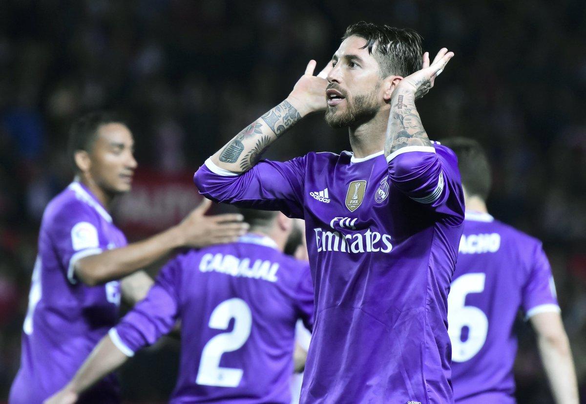 El Madrid vuelve a mirar al Sevilla FC para el sucesor de Sergio Ramos