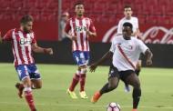 OFICIAL: El Sevilla recompra a Yan Eteki