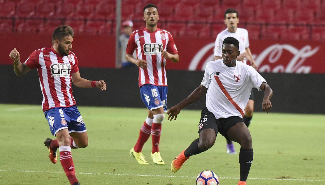 Acuerdo entre Granada y Sevilla por el traspaso de Yan Eteki