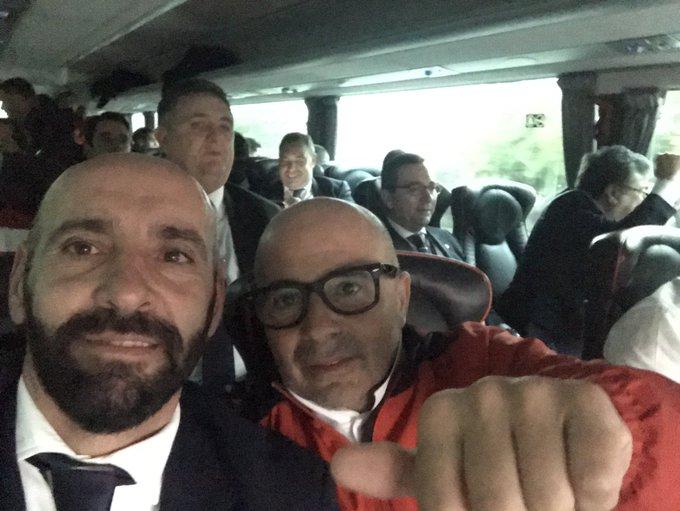 Sampaoli:  'Que siga Monchi no es una condición para quedarme, importa el escudo'