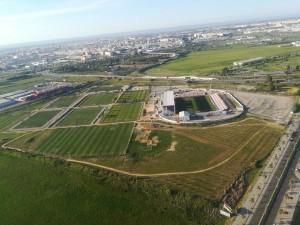Estadio Ciudad Deportiva Aerea 1