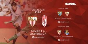 Gol SevillaFC