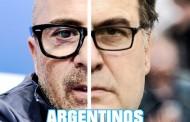Gran Portada de Sphera Sports - Argentinos de ida y vuelta