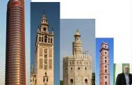 Foto-Guasa: Una torre menos en Sevilla, vía @padiru48