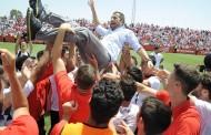 Diego Martínez y un futuro en el Sevilla FC