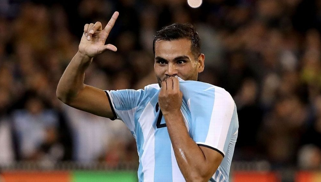 Mercado, en la prelista de Argentina para la Copa América