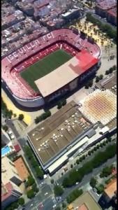 Pintura Visera Estadio