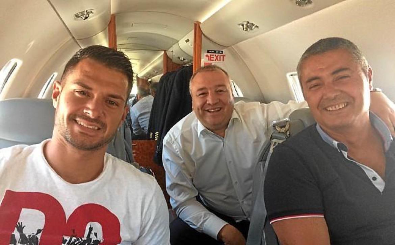 Las Palmas pide a LaLiga su porcentaje por Vitolo