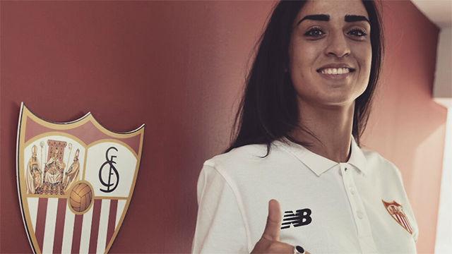 Una 'Miss' en Sevilla