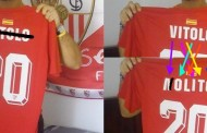 Foto: ¿Qué hacer con tu camiseta con 'Vitolo'? vía @raulalosfc
