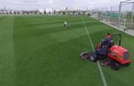 Vídeo: Así son las espectaculares instalaciones donde trabaja en Japón el Sevilla FC