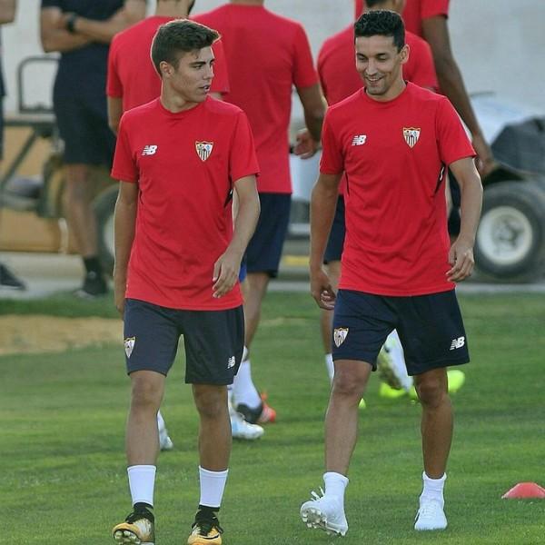 El Sevilla aporta tres jugadores a la Selección Sub19
