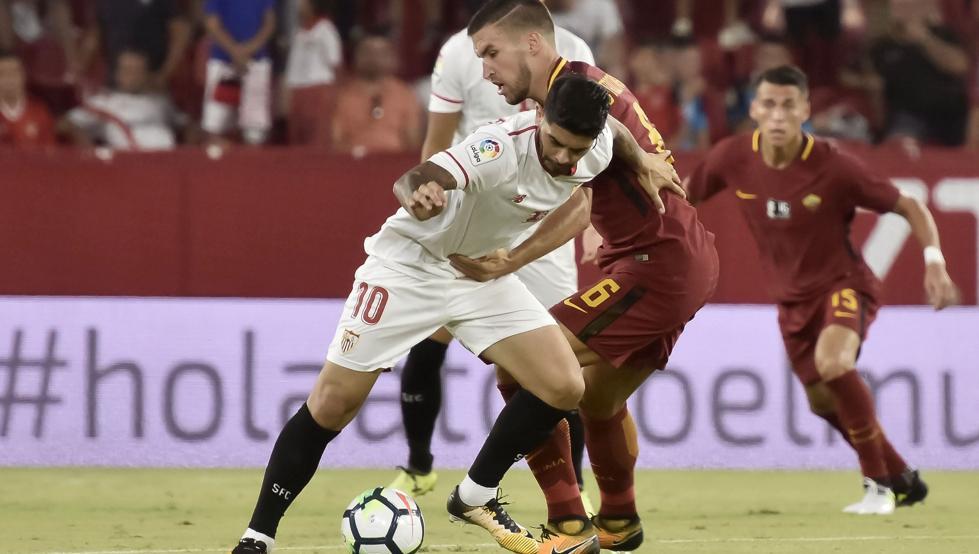Crónica: Un Sevilla a la altura de un brillante Trofeo Antonio Puerta