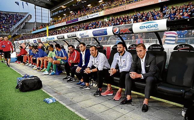 'El Sevilla es de los mejores de Europa, pero no siempre ganan los favoritos…'