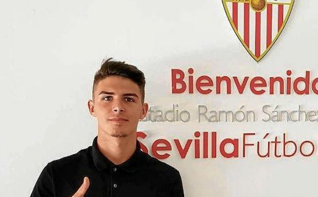 El Sevilla ficha al juvenil Gabriel Rares, de la Roma