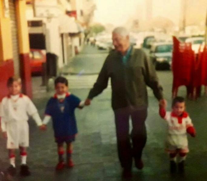 Foto: Sevilla FC, una pasión de abuelos a nietos