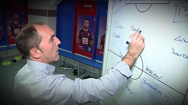 Fran Garagarza, DD del Eibar, da su versión sobre la salida de Joan Jordán