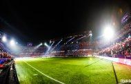 Foto: Escenario de Champions, todo un ESPECTÁCULO vía @fransantig