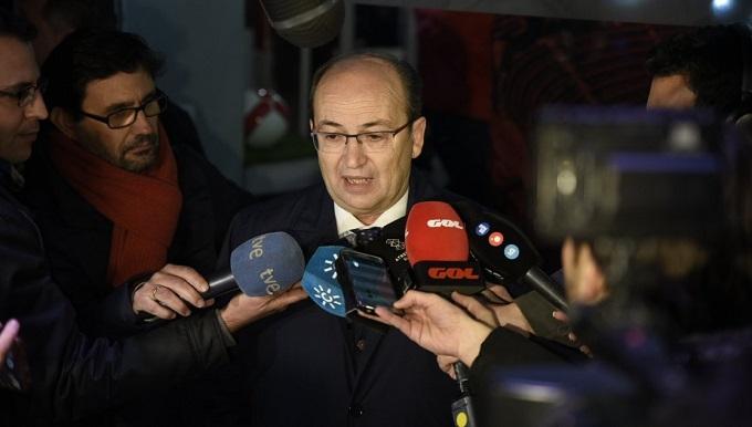 Las explicaciones sobre la petición de investigación de la Fiscalía a José Castro