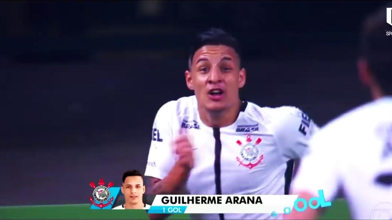 La última oferta del Corinthians por Arana