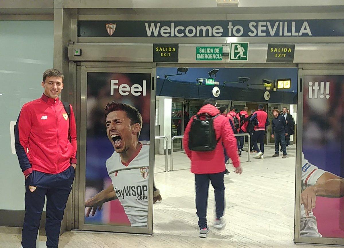 Un jugador del Sevilla, entre los más revalorizados de Europa