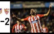 Vídeo: Resumen AT Madrid 1-2 Sevilla FC