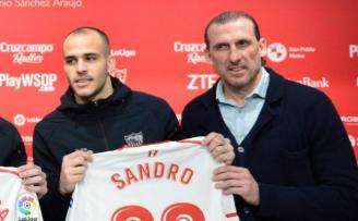 El compromiso para la continuidad de Sandro