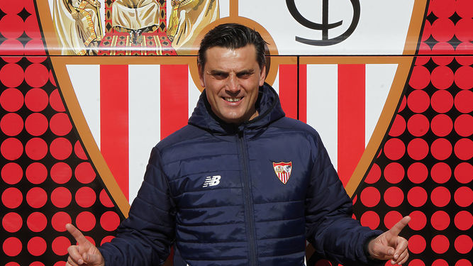 Montella, la feria, su futuro en el Sevilla y Lenglet y el Barça