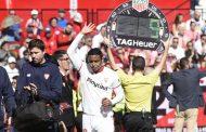 El Sevilla FC acuerda el traspaso de Luis Muriel al Atalanta