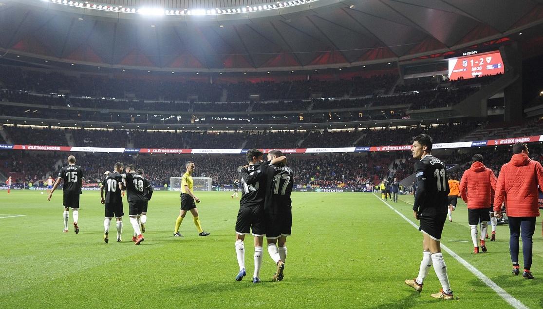 OFICIAL: La Final en el Wanda Metropolitano