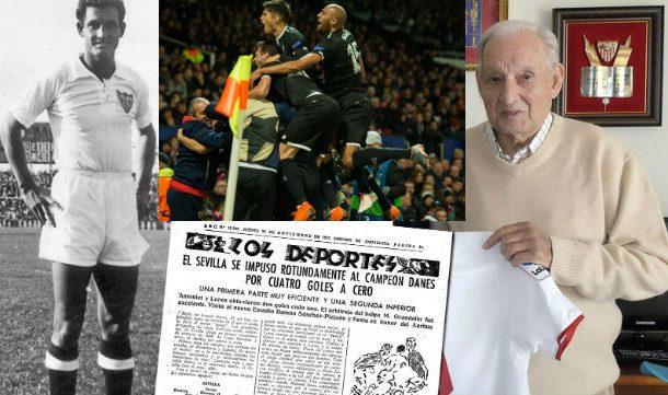 'He esperado toda la vida para ver al Sevilla otra vez en cuartos'