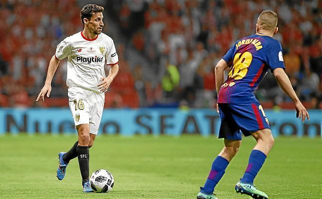 Definidos los cinco capitanes del Sevilla FC