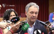 """Caparrós: """"Estamos enfadados, no se ha tratado bien al Sevilla"""""""