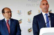 Otro fuego para Rubiales: abraza al Barça y se olvida de la generosidad del Sevilla