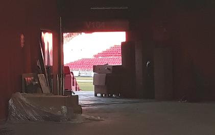 Foto: Primeras imágenes de los nuevos asientos de Fondo, visto en ForoSevillaGrande