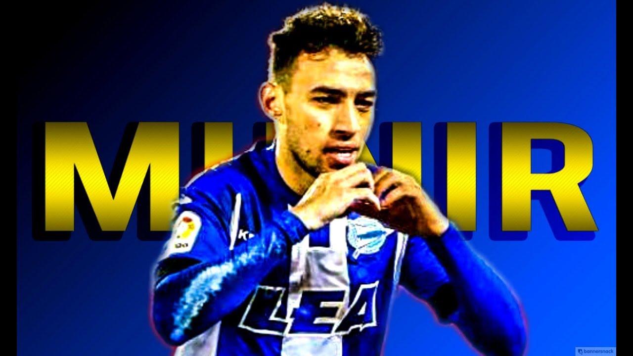Munir fichará con el Sevilla por cuatro temporadas