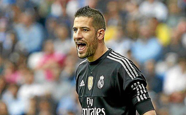 Kiko Casilla, opción para la portería del Sevilla
