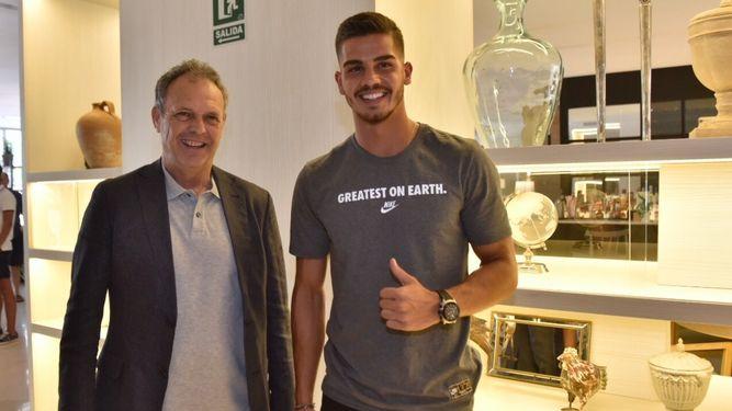 Las cuentas del Sevilla para quedarse a André Silva