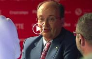 Vídeo: Pillan a Castro explicando el motivo por el que Batshuayi no elige al Sevilla