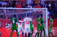 Vídeo: El gol de Ever Banega desde una espectacular perspectiva