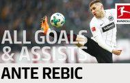 Vídeo-Fichaje: Ante Rebic, All Goals & Assists 2017/18