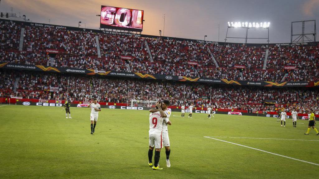 En Europa, una media de cuatro goles por partido